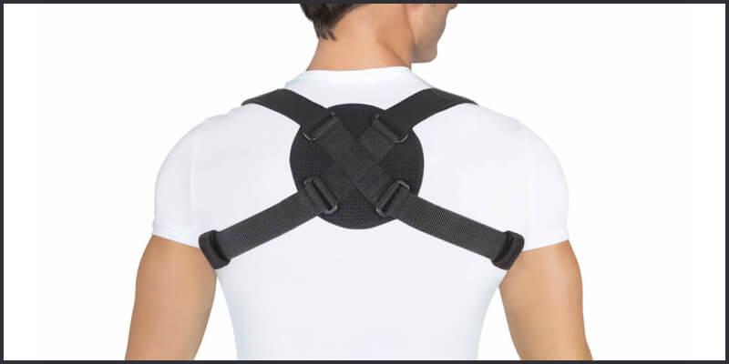 Posture corrector brace